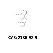 China for Anesthetic Powder Bupivacaine api Bupivacaine base intermediate cas 2180-92-9 export to India Suppliers